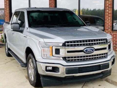 2018 Ford F-150 for sale at Rogel Ford in Crystal Springs MS