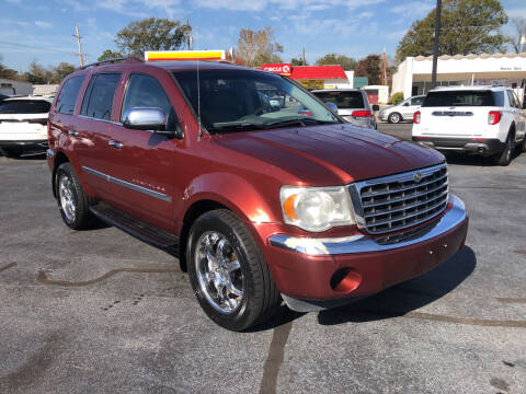 2007 Chrysler Aspen for sale at Auto Group South - Idom Auto Sales in Monroe LA