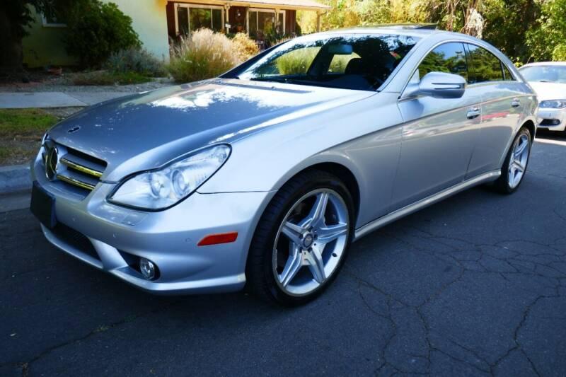2011 Mercedes-Benz CLS for sale at Altadena Auto Center in Altadena CA