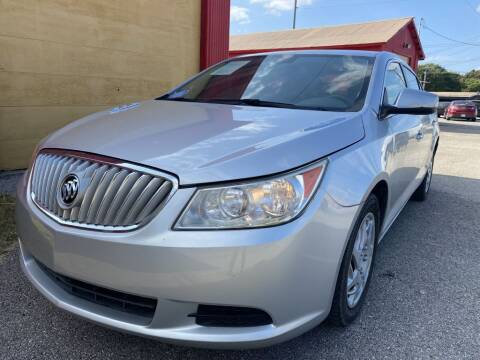 2010 Buick LaCrosse for sale at Pary's Auto Sales in Garland TX
