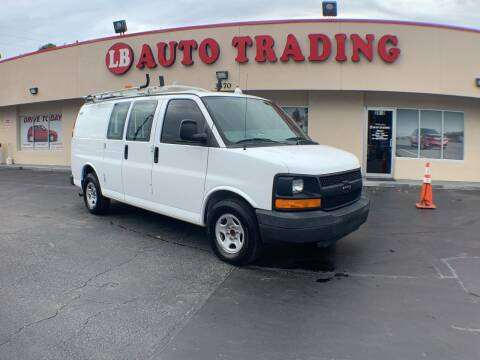 2006 Chevrolet Express Cargo for sale at LB Auto Trading in Orlando FL
