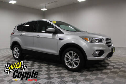 2017 Ford Escape for sale at Copple Chevrolet GMC Inc in Louisville NE