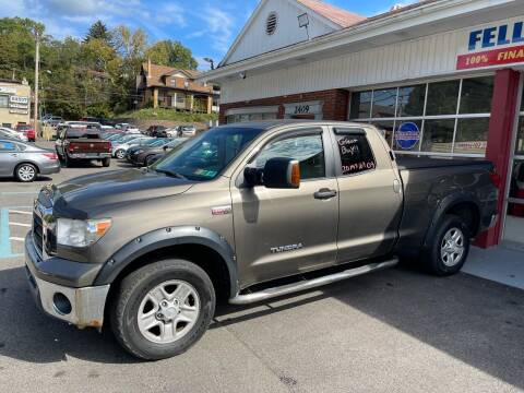 2009 Toyota Tundra for sale at Fellini Auto Sales & Service LLC in Pittsburgh PA