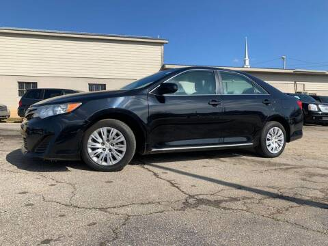 2012 Toyota Camry for sale at el camino auto sales in Gainesville GA