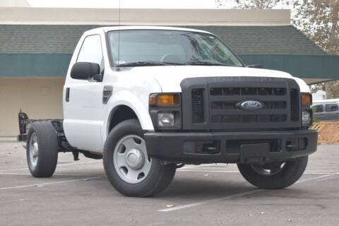 2008 Ford F-350 Super Duty for sale at Mission City Auto in Goleta CA