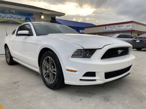 2013 Ford Mustang for sale at Princeton Motors in Princeton TX