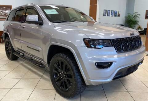 2021 Jeep Grand Cherokee for sale at Adams Auto Group Inc. in Charlotte NC