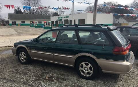 1998 Subaru Legacy for sale at Antique Motors in Plymouth IN