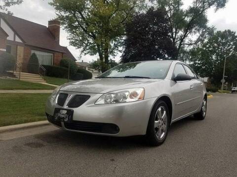 2006 Pontiac G6 for sale at Global Auto Finance & Lease INC in Maywood IL
