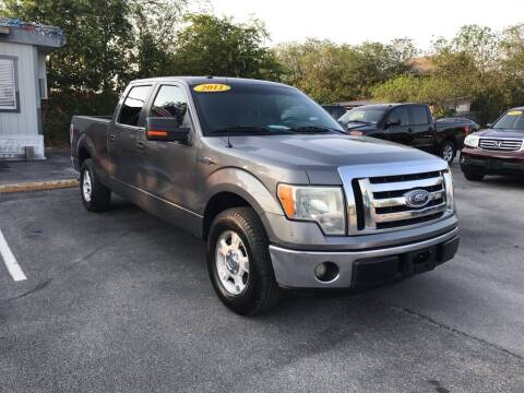 2011 Ford F-150 for sale at Auto Solution in San Antonio TX