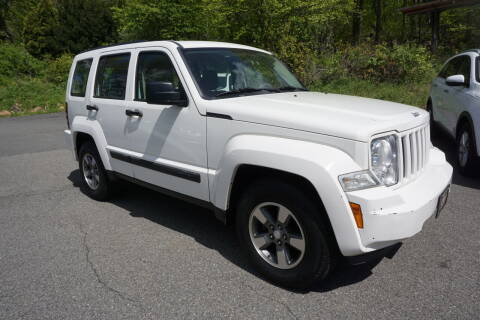 2008 Jeep Liberty for sale at Bloom Auto in Ledgewood NJ