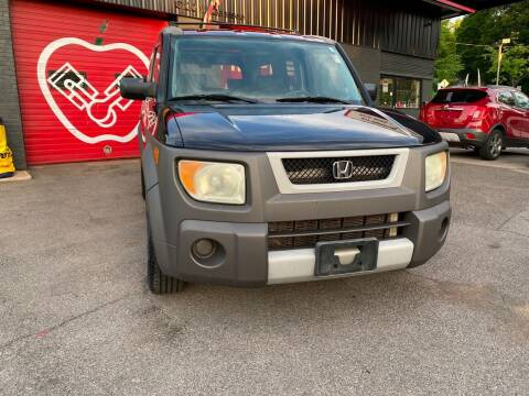2004 Honda Element for sale at Apple Auto Sales Inc in Camillus NY