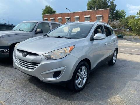 2011 Hyundai Tucson for sale at All American Autos in Kingsport TN