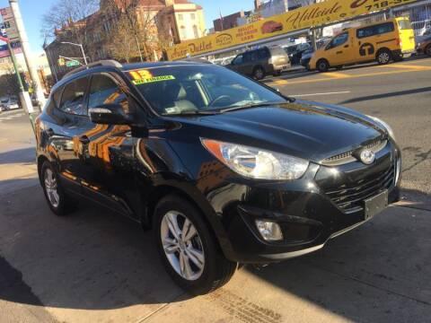 2013 Hyundai Tucson for sale at Sylhet Motors in Jamacia NY