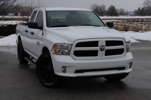 2018 RAM Ram Pickup 1500 for sale at Big O Auto LLC in Omaha NE
