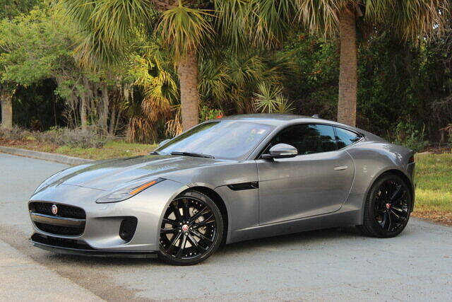 2020 Jaguar F-TYPE for sale at Bluebird Auto in South Glens Falls NY