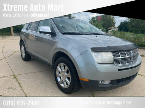 2007 Lincoln MKX for sale at Xtreme Auto Mart LLC in Kansas City MO