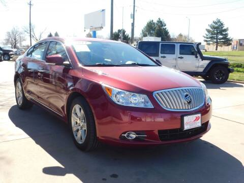 2011 Buick LaCrosse for sale at AP Auto Brokers in Longmont CO