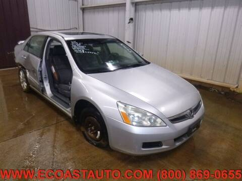 2007 Honda Accord for sale at East Coast Auto Source Inc. in Bedford VA