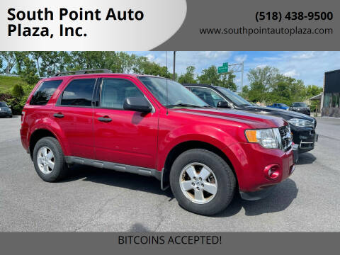 2012 Ford Escape for sale at South Point Auto Plaza, Inc. in Albany NY