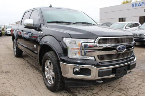 2018 Ford F-150 for sale at SHAFER AUTO GROUP in Columbus OH