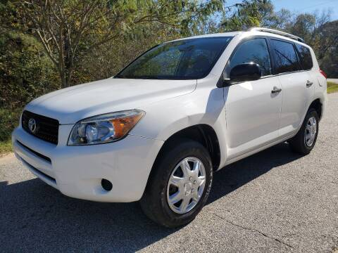 2008 Toyota RAV4 for sale at Marks and Son Used Cars in Athens GA