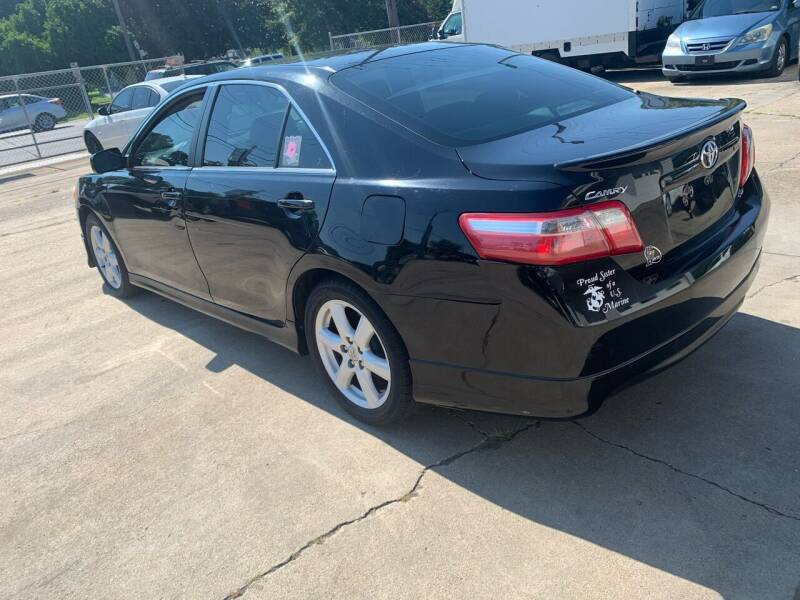 2009 Toyota Camry for sale at Whites Auto Sales in Portsmouth VA