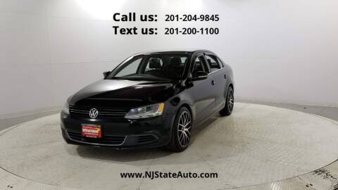 2013 Volkswagen Jetta for sale at NJ State Auto Used Cars in Jersey City NJ