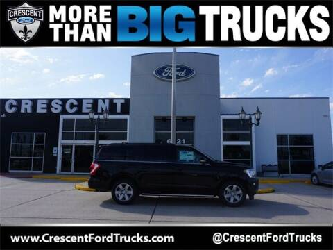 2021 Ford Expedition MAX for sale at Crescent Ford in Harahan LA