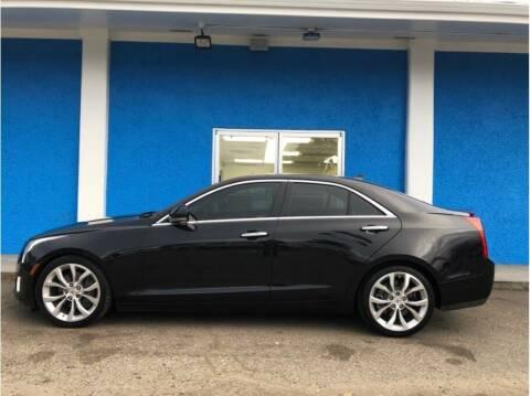 2013 Cadillac ATS for sale at Khodas Cars in Gilroy CA