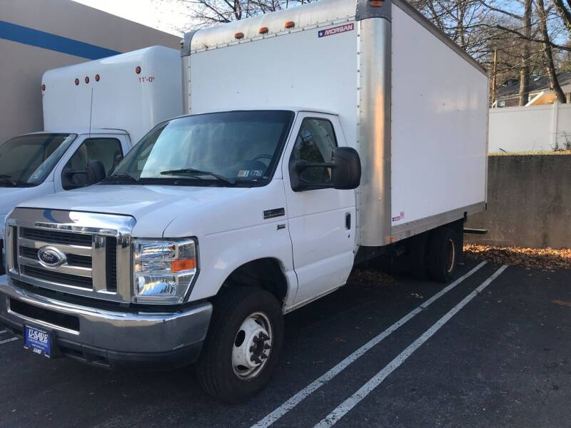 2015 Ford E-Series Chassis for sale at CARSTORE OF GLENSIDE in Glenside PA