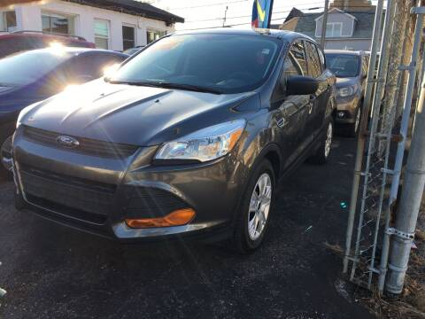 2015 Ford Escape for sale at Jeff Auto Sales INC in Chicago IL