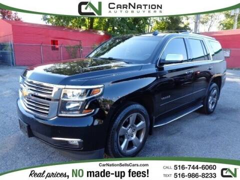 2017 Chevrolet Tahoe for sale at CarNation AUTOBUYERS Inc. in Rockville Centre NY