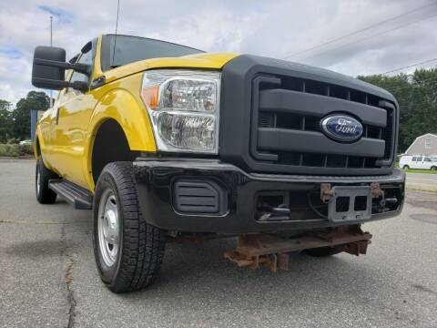 2012 Ford F-350 Super Duty for sale at Jacob's Auto Sales Inc in West Bridgewater MA