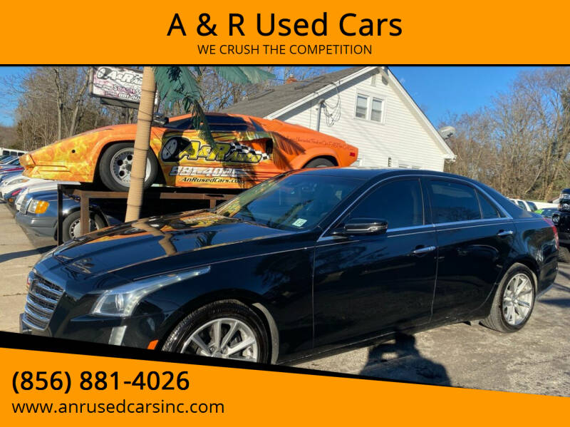 2017 Cadillac CTS for sale at A & R Used Cars in Clayton NJ