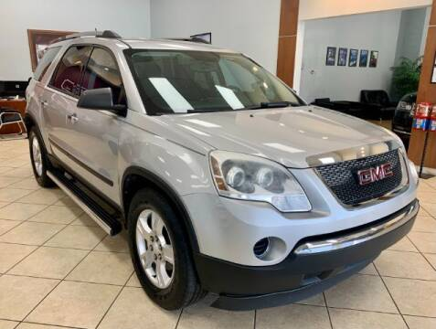 2011 GMC Acadia for sale at Adams Auto Group Inc. in Charlotte NC