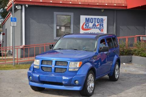 2007 Dodge Nitro for sale at Motor Car Concepts II - Kirkman Location in Orlando FL