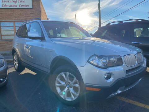 2010 BMW X3 for sale at Abrams Automotive Inc in Cincinnati OH