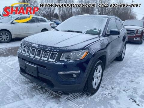 2019 Jeep Compass for sale at Sharp Automotive in Watertown SD