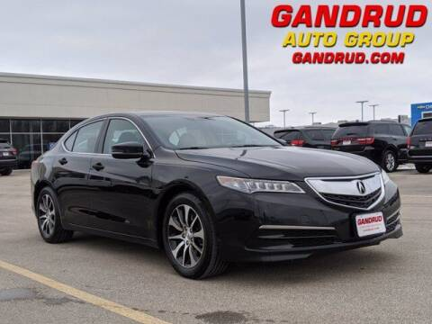 2015 Acura TLX for sale at Gandrud Dodge in Green Bay WI