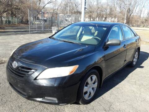 2007 Toyota Camry for sale at Shah Motors LLC in Paterson NJ