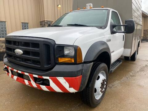 2007 Ford F-450 Super Duty for sale at Prime Auto Sales in Uniontown OH