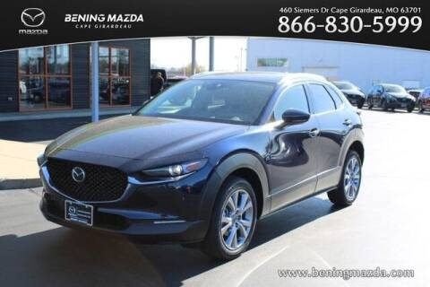 2021 Mazda CX-30 for sale at Bening Mazda in Cape Girardeau MO