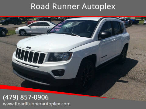 2015 Jeep Compass for sale at Road Runner Autoplex in Russellville AR