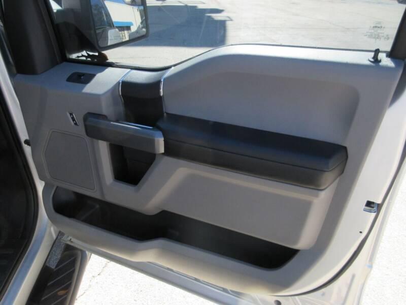 2015 Ford F-150 4x2 XLT 4dr SuperCrew 5.5 ft. SB - Tyler TX