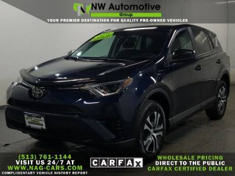 2018 Toyota RAV4 for sale at NW Automotive Group in Cincinnati OH