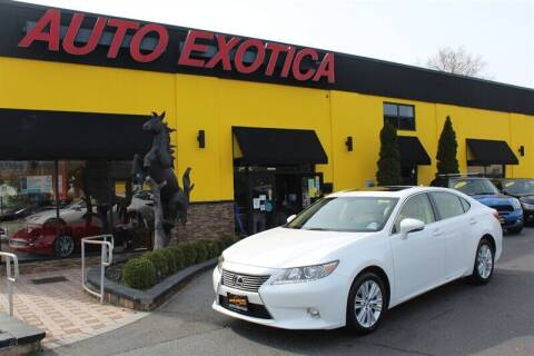 2014 Lexus ES 350 for sale at Auto Exotica in Red Bank NJ