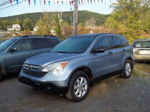 2008 Honda CR-V for sale at Warner's Auto Body of Granville Inc in Granville NY