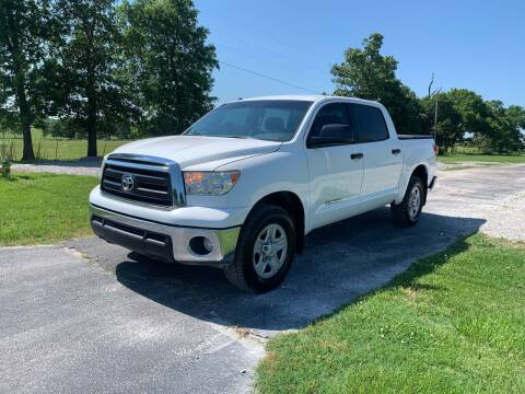 2011 Toyota Tundra for sale at Champion Motorcars in Springdale AR
