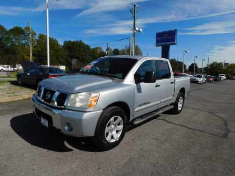 2006 Nissan Titan for sale at Paniagua Auto Mall in Dalton GA
